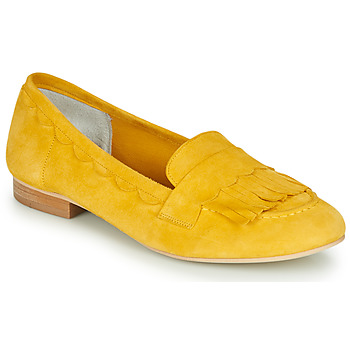 Shoes Women Ballerinas Myma LOUSTINE Yellow