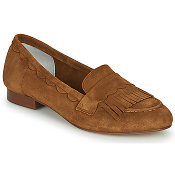 Shoes Women Ballerinas Myma LOUSTINE Camel