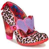 Shoes Women Court shoes Irregular Choice LOCKHART Red