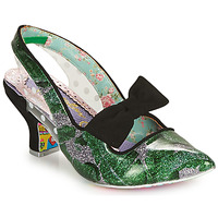 Shoes Women Court shoes Irregular Choice PARADOX Green / Black