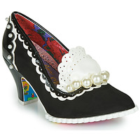 Shoes Women Court shoes Irregular Choice SEASIDE PADDLE Black