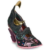 Shoes Women Court shoes Irregular Choice GALACTIC THUNDER Black