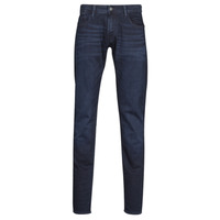 material Men slim jeans Le Temps des Cerises 711 JOGG Blue /  black