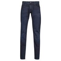 material Men slim jeans Le Temps des Cerises 711 JOGG Blue /  black