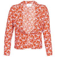 material Women Jackets / Blazers Le Temps des Cerises KARMA Lipstick