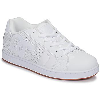 Shoes Men Low top trainers DC Shoes NET White