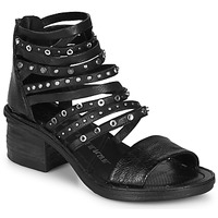 Shoes Women Sandals Airstep / A.S.98 KENYA Black