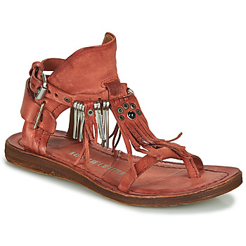 Shoes Women Sandals Airstep / A.S.98 RAMOS Red