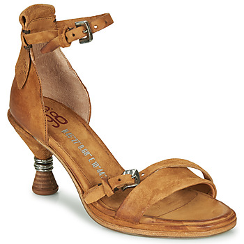 Shoes Women Sandals Airstep / A.S.98 SOUND Camel