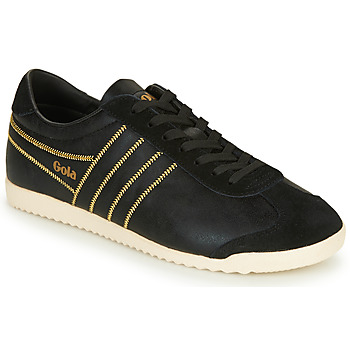 Shoes Women Low top trainers Gola BULLET LUSTRE SHIMMER Black / Gold