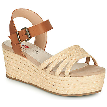 Shoes Women Sandals MTNG  Beige