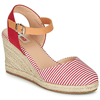 Shoes Women Sandals MTNG  Red