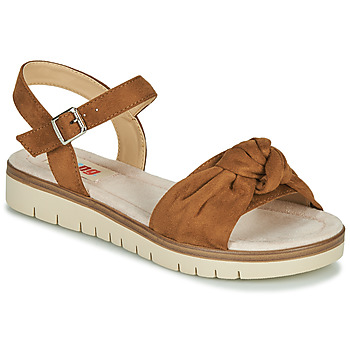 Shoes Women Sandals MTNG  Cognac