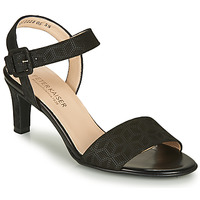 Shoes Women Sandals Peter Kaiser BACIA Black