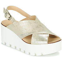 Shoes Women Sandals Sweet Lemon SUAX Gold