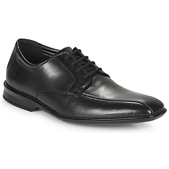 Shoes Men Derby shoes Clarks BENSLEY RUN Black