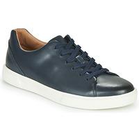 Shoes Men Low top trainers Clarks UN COSTA LACE Marine