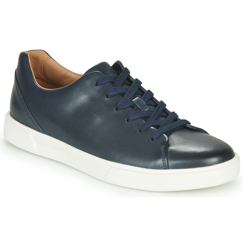 Poner molestarse Ejecutable  Clarks UN COSTA LACE Marine - Fast delivery | Spartoo Europe ! - Shoes Low  top trainers Men 99,95 €