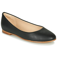 Shoes Women Ballerinas Clarks GRACE PIPER Black