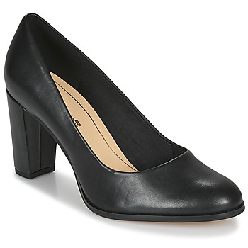 Shoes Women Court shoes Clarks KAYLIN CARA Black