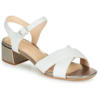 Shoes Women Sandals Clarks SHEER35 STRAP White