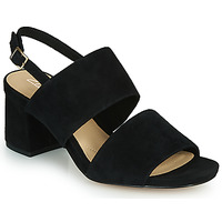 Shoes Women Sandals Clarks SHEER55 SLING Black