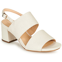 Shoes Women Sandals Clarks SHEER55 SLING White
