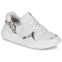 Shoes Women Low top trainers Clarks SIFT LACE White / Phyton