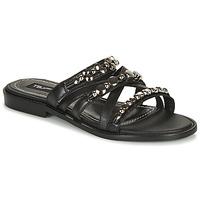 Shoes Women Mules Tosca Blu CUBA Black
