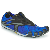 Shoes Men Running shoes Vibram Fivefingers V-RUN Black / Blue