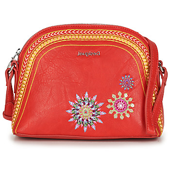 Bags Women Shoulder bags Desigual ADA DEIA Red