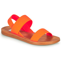 Shoes Women Sandals Steve Madden ROMA Orange