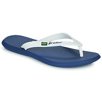 Shoes Men Flip flops Rider R1 AD Blue / White