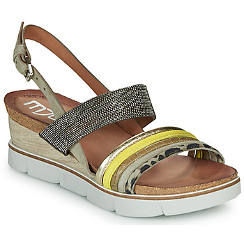 Shoes Women Sandals Mjus TAPASITA Taupe