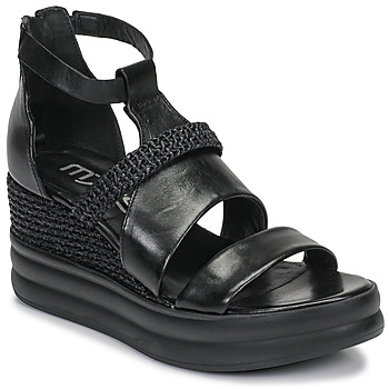 Shoes Women Sandals Mjus BELLANERA Black