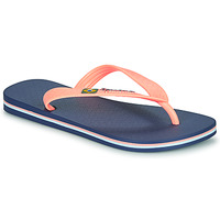 Shoes Children Flip flops Ipanema CLAS BRASIL II Blue / Orange