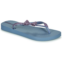 Shoes Girl Flip flops Ipanema LOLITA IV Blue