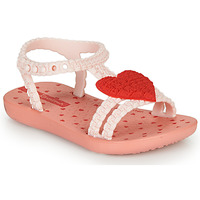 Shoes Girl Sandals Ipanema FIRST IPANEMA BABY Pink
