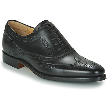 Shoes Men Brogue shoes Barker Turing Black
