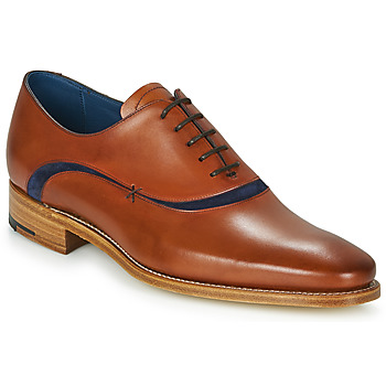 Shoes Men Brogue shoes Barker Emerson Brown / Blue