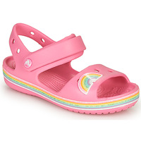 Shoes Girl Sandals Crocs CROCBAND IMAGINATION SANDAL PS Pink