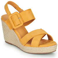 Shoes Women Sandals Xti TED Yellow