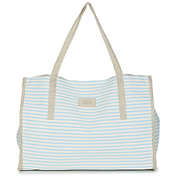 Bags Women Shopper bags Banana Moon ZENON WELINGTON White / Blue