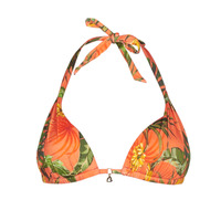 material Women Bikini Separates Banana Moon NIKO BANANAS Orange
