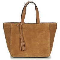 Bags Women Shopper bags Loxwood CABAS PARISIEN VELOURS Brown