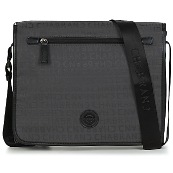 Bags Men Messenger bags Chabrand PRADO MESSENGER Grey
