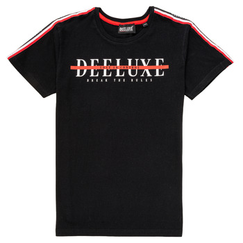 material Boy short-sleeved t-shirts Deeluxe RALF Black