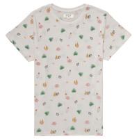material Girl short-sleeved t-shirts Deeluxe ELINA White