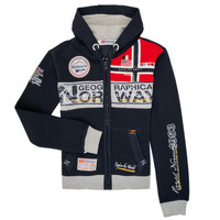 material Boy sweaters Geographical Norway FLYER Marine