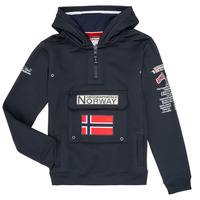 material Boy sweaters Geographical Norway GYMCLASS Marine